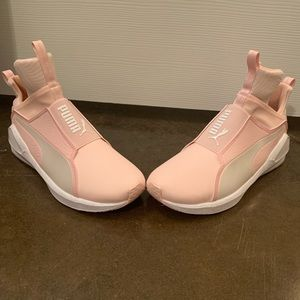 Puma Fierce Light Pink Shoes (New Without Box)